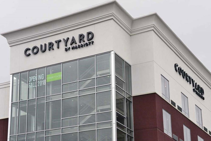 Courtyard by Marriott || Troy, NY