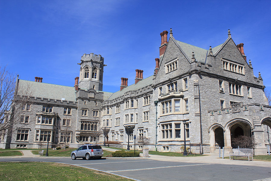 Emma Willard School  ||  Troy, NY