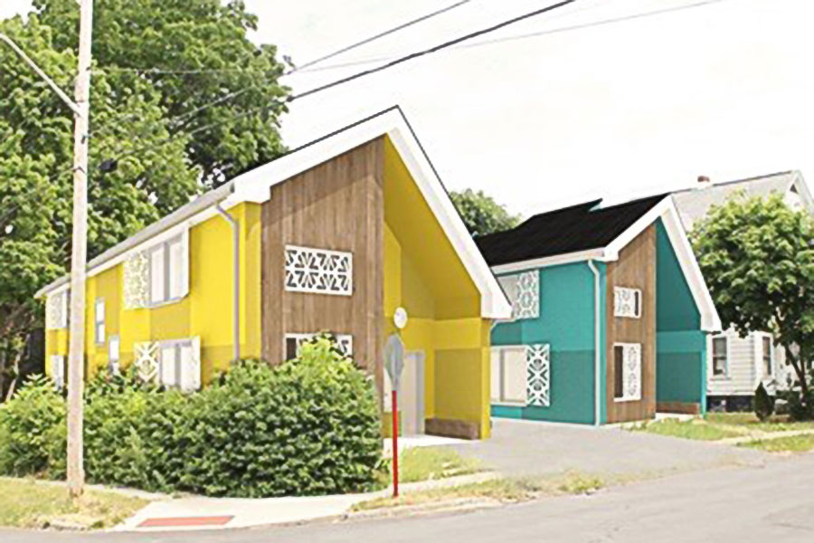 Habitat for Humanity Housing || Syracuse, NY