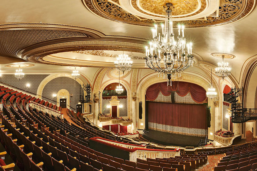 Proctors Theatre Rehabilitation & Expansion || Schenectady, NY